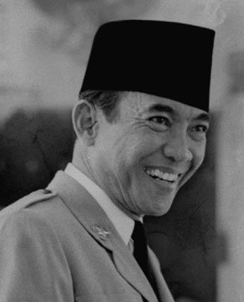 Proklamator dan Presiden RI Pertama, Ir. Soekarno (Ist)
