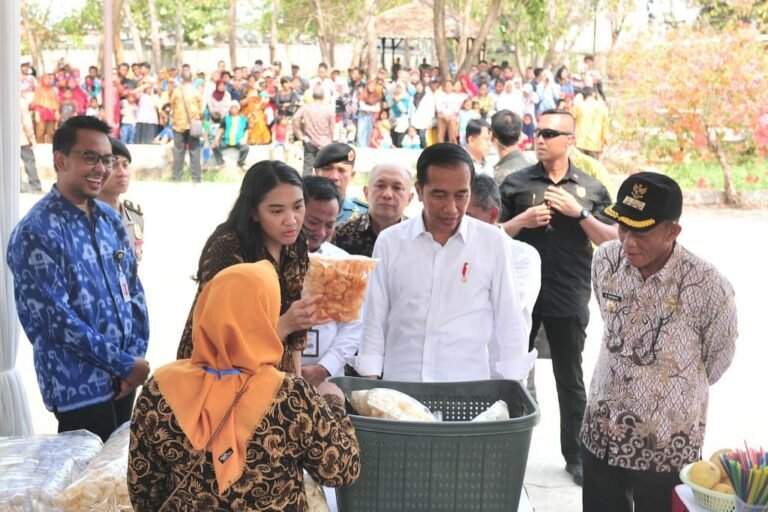 AWAS YAAA....! Presiden Jokowi Ingatkan Peserta Program ...